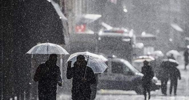 Meteoroloji'den sağanak yağış uyarısı! 30 Mayıs yurtta hava durumu