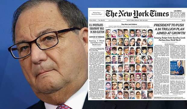 New York Times'ın manşeti Amerikan Yahudi Örgütü eski Başkanı Foxman'ı rahatsız etti