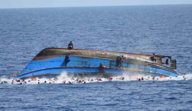 Nijerya'da 160 yolcusu bulunan tekne battı!