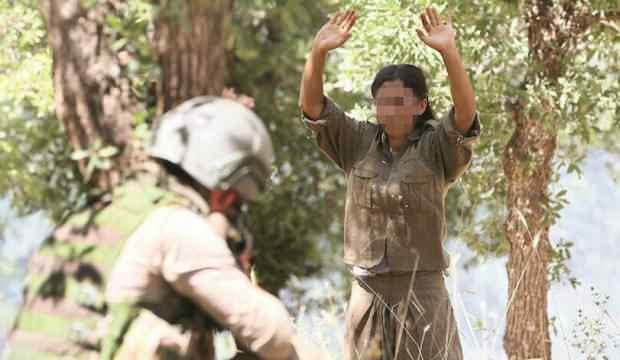 PKK'DAN TESLİM OLANLARIN 400'Ü ÇOCUK