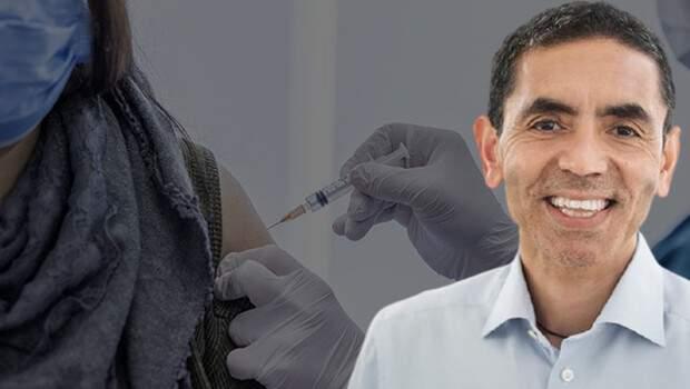 Prof. Dr. Uğur Şahin açıkladı: BioNTech 30'dan fazla varyanta karşı etkili