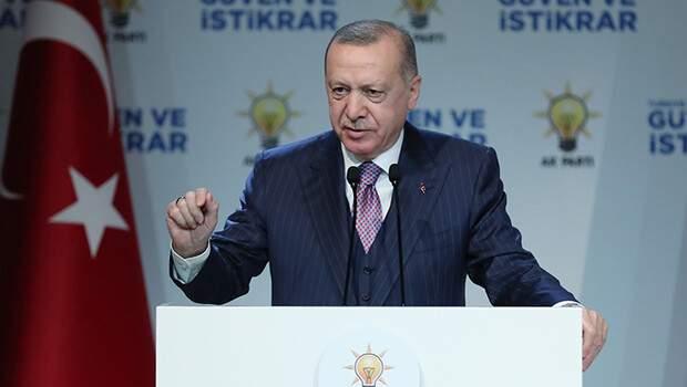 Son dakika… Cumhurbaşkanı Erdoğan: 'Müjdeyi milletime vermek istiyorum. Son bir ayda 3 kuyuda petrol keşfettik'