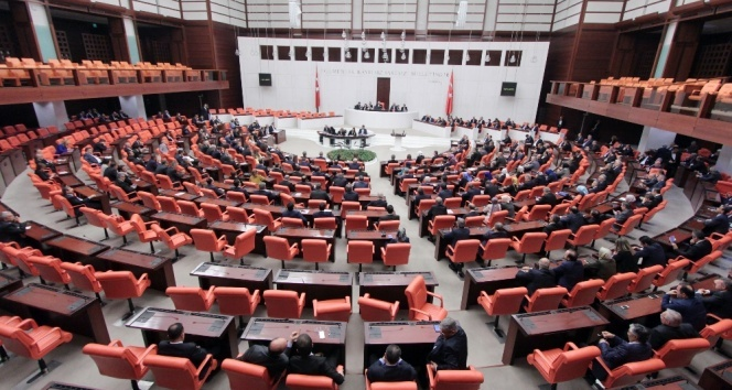 TBMM'de gündem Hakimler ve Savcılar Kuruluna üye seçimi