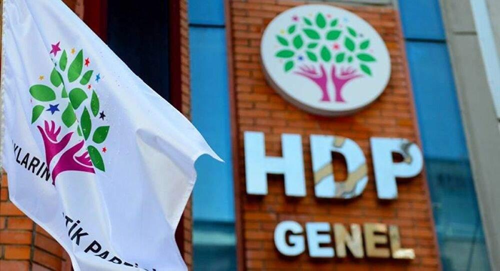 SON DAKİKA HABERİ: HDP'ye ikinci kapatma davası açıldı