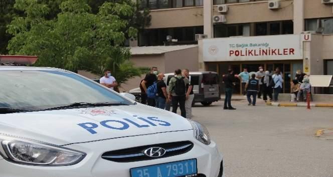 İzmirde hastanede sır ölüm