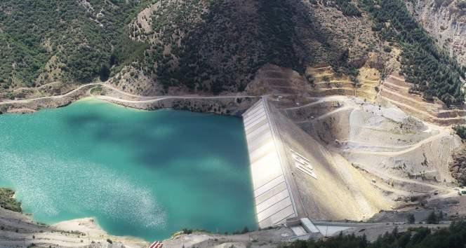 Afyonkarahisar'da muhteşem bir baraj