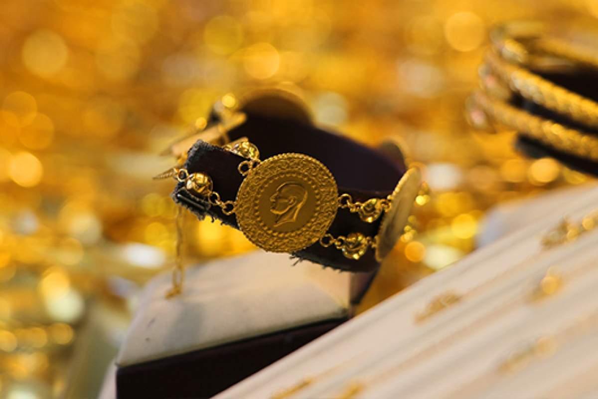 Altın düşmeye devam ediyor! Çeyrek altın 805 lira oldu