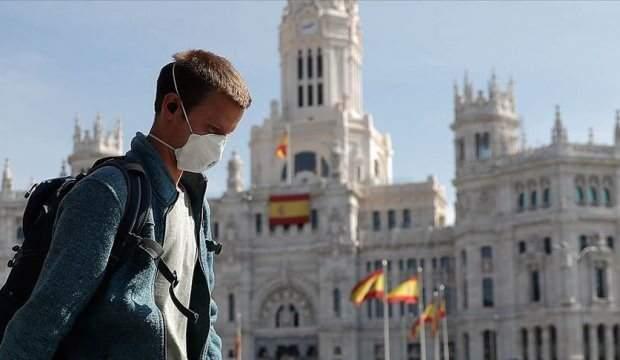 Avrupa'da bir ülke daha maske yasağını kaldırıyor
