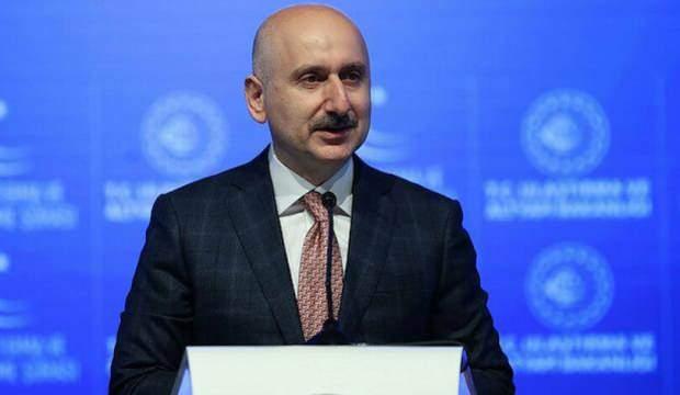 Bakan Karaismailoğlu: Filyos Limanı'nın doğal gaz sevkiyatının merkezi oldu