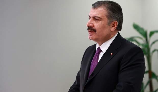 Bakan Koca duyurdu: Türkiye dünyada zirvede!