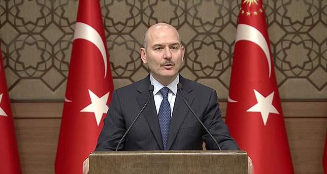 Bakan Soylu: 'Yomra Belediye Başkanı'na yapılan silahlı saldırının zanlısı yakalandı'