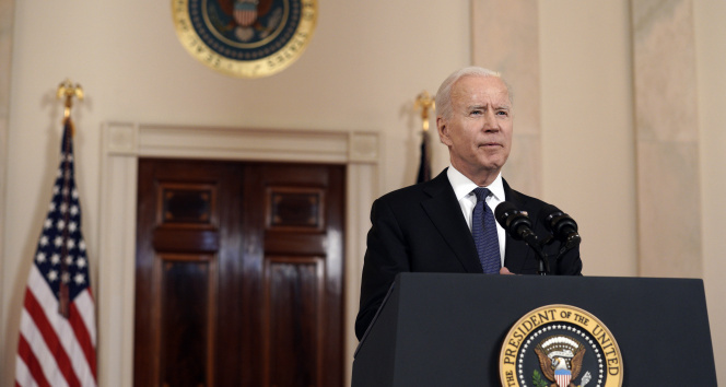 Biden'dan İsrail'in yeni cumhurbaşkanı seçilen Herzog'a tebrik