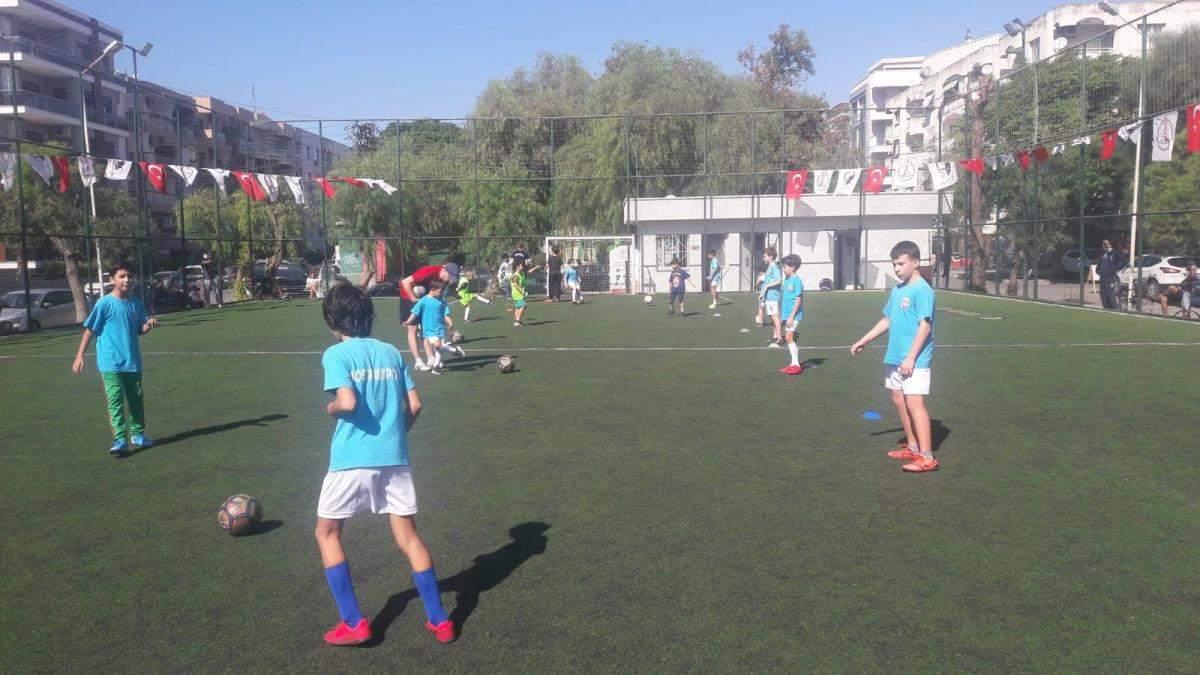 Bostanlıspor futbolda atılım yapacak