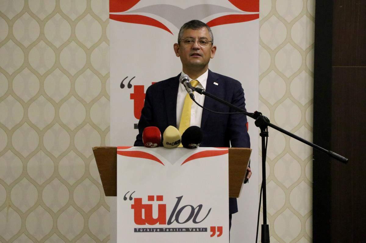 CHP Grup Başkanvekili Özel, Edirne de
