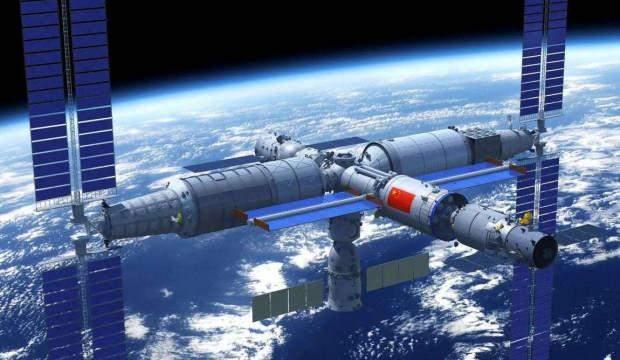 Çin'in astronotları hedefe ulaştı