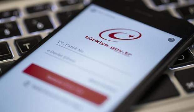 e-Devlet'te kullanıcı sayısı 55 milyona ulaştı