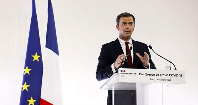 Fransa Sağlık Bakanı Veran: 'Acil hatların çökmesi 4 ölüme yol açmış olabilir'