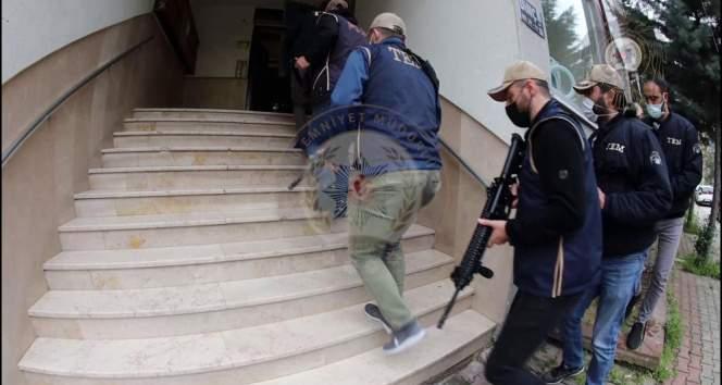 Interpol tarafından aranan DEAŞ'lı işte böyle yakalandı