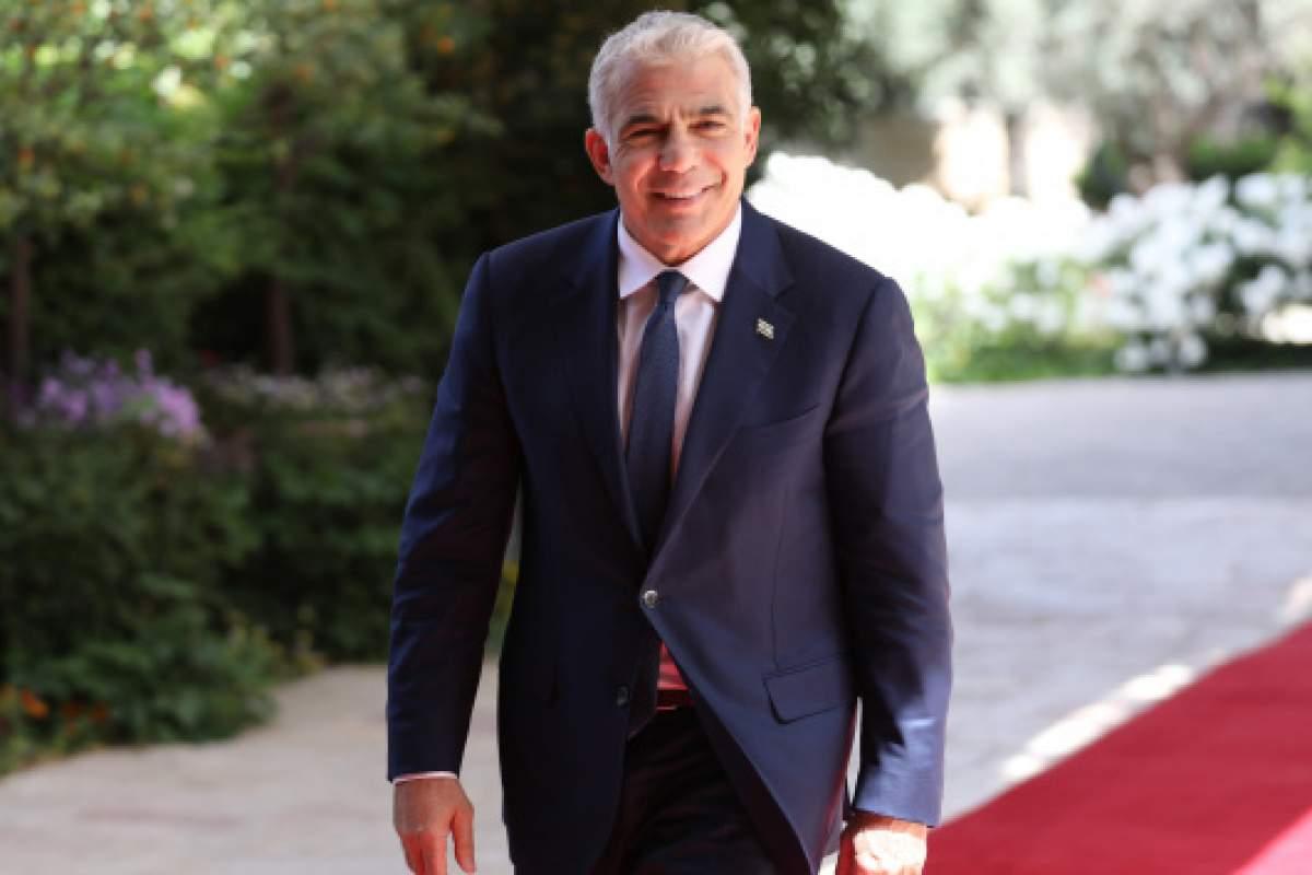 İsrail Dışişleri Bakanı Lapid'den BAE'e ilk resmi ziyaret