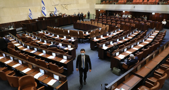 İsrail Parlamentosu Pazar günü yeni hükümeti oylayacak