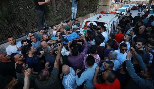 İsrail'den bir vahşet daha! Filistinli genç sebepsiz yere öldürülmüş