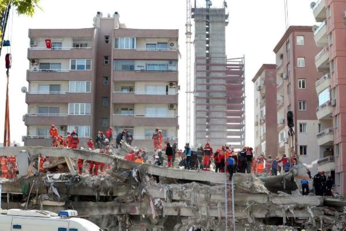 İzmir depremi soruşturmasında 3 kurum uzmanından bilirkişi raporu