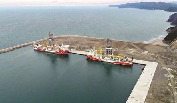 Karadeniz'de günlük hedef 10 milyon metreküp