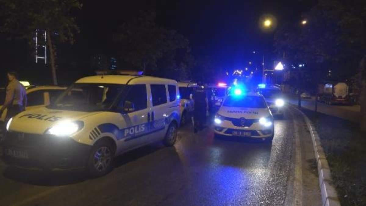Kısıtlamada polisten kaçan sürücü ehliyetsiz çıktı