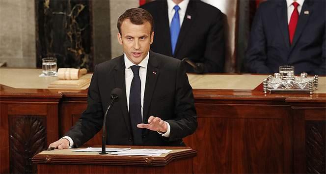 Macron: 'Sahel'deki Barkhane Operasyonu sona erdi'