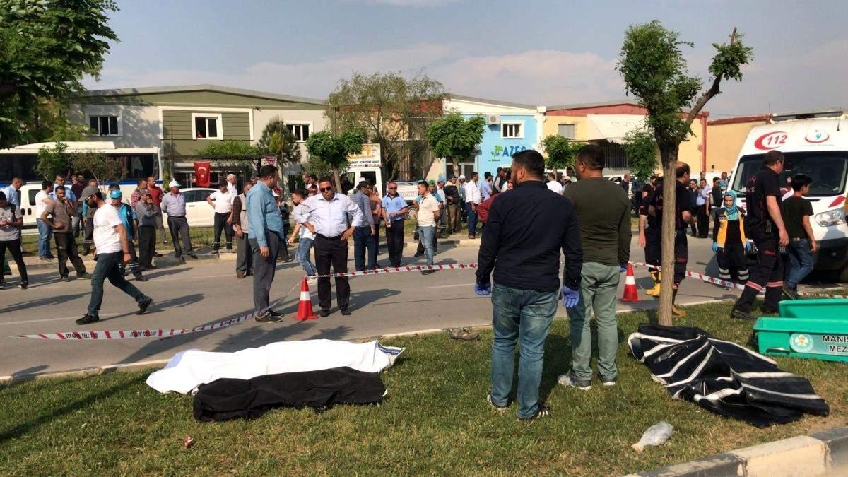 Manisa da 1 yılda 128 kişi trafik kazasında hayatını kaybetti