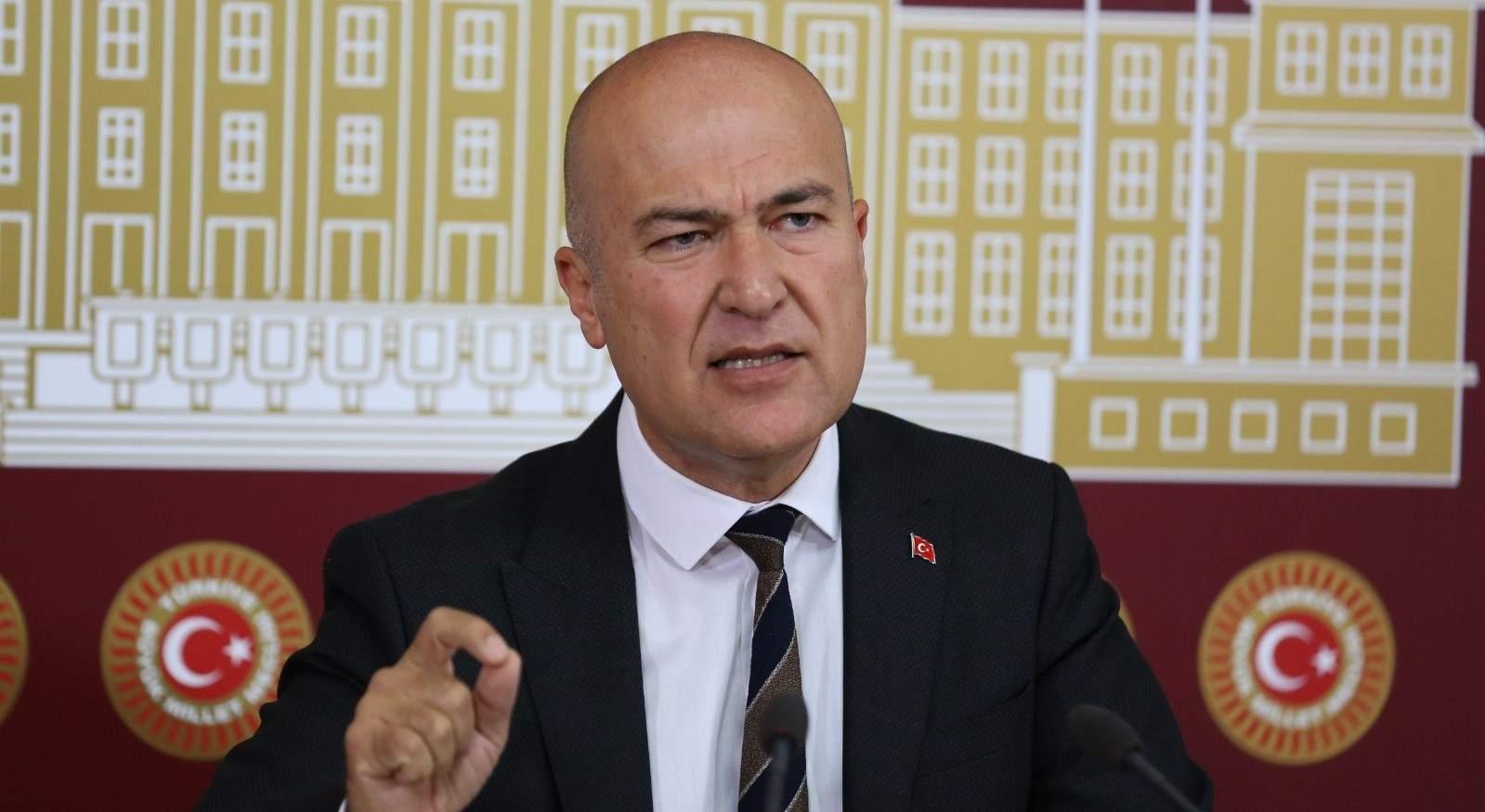 """CHP""""li Murat Bakan, """"Türkiye'yi ekonomik anlamda ateş topuna çevirecek vergiler geliyor"""""""
