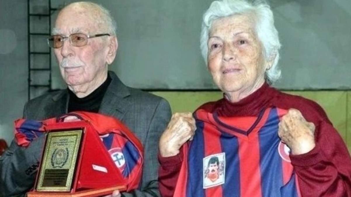 Merhum milli futbolcu Muzaffer Badalıoğlu nun yaşlı annesini güvendiği komşusu dolandırdı