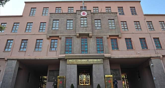 MSB: 'Dost ve müttefik ülkeler terör örgütü PKK/KCK/YPG'ye desteğini kesmelidir'