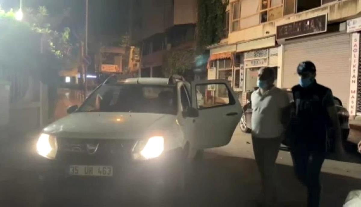 Son dakika gündem: İzmir merkezli FETÖ operasyonunda 6 şüpheli itirafçı oldu