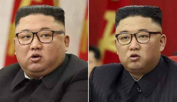 Son görüntüsüyle herkesi şoke den Kim Jong-un'dan dikkat çeken uyarı