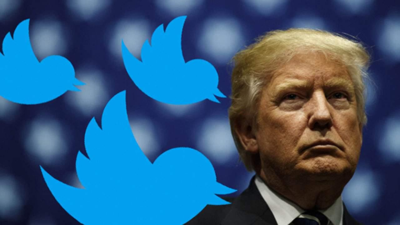 Trump: Daha çok ülke Twitter ve Facebook'u yasaklamalı