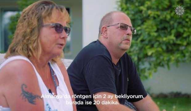 Türkiye'de yaşayan yabancılardan sağlık sistemine övgü
