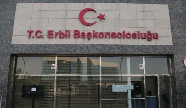 Türkiye'nin Erbil Başkonsolosluğu: PKK ortak düşman