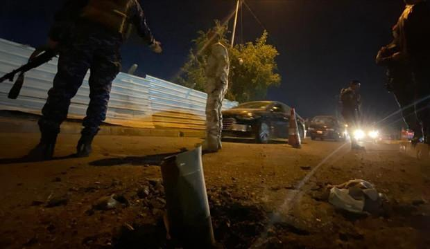 Uluslararası Bağdat Havalimanı'na insansız hava aracıyla saldırı düzenlendi