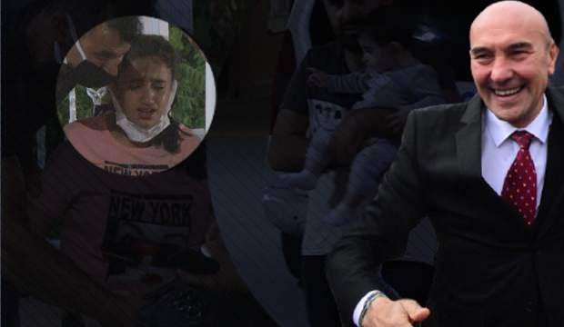 Vatandaş hastaneye koştu, Tunç Soyer 'bardakta fırtına kopartılıyor' dedi!
