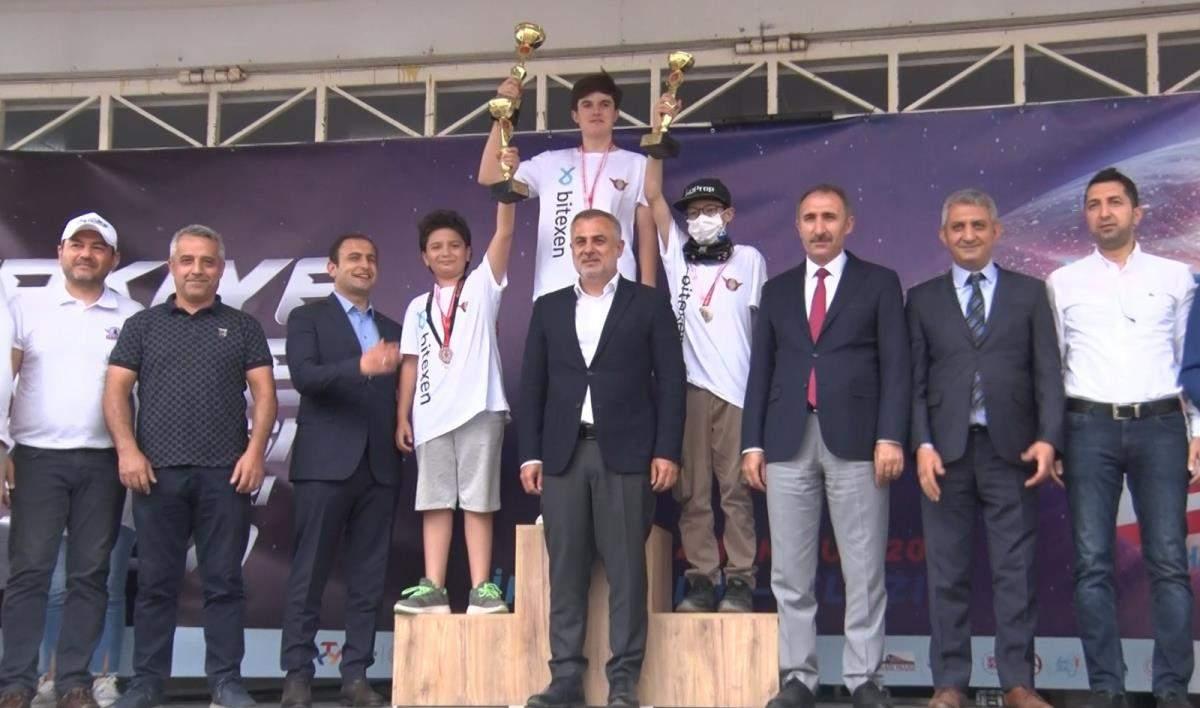 TEKNOFEST 2021 Türkiye Drone Şampiyonası gerçekleştirildi