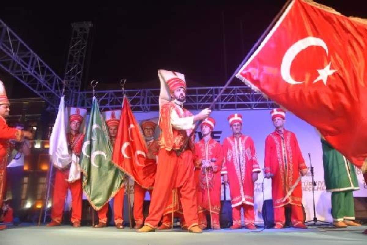 15 Temmuz Demokrasi ve Milli Birlik Günü Konak Meydan da kutlandı (2)