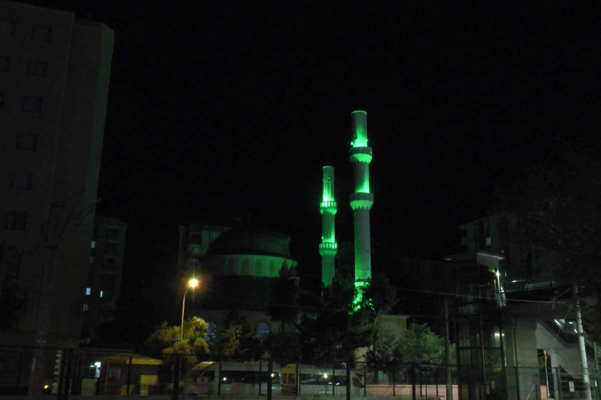 15 Temmuz hain darbe girişiminin 5. yılında tüm yurtta camilerden sela okundu