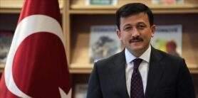 Hamza Dağ: Kılıçdaroğlu'nun 2023 Seçimleri adaylığı için cesaretli olduğunu düşünmüyorum