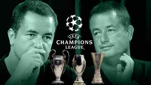 Acun Ilıcalı'dan futbolseverlere Şampiyonlar Ligi müjdesi!