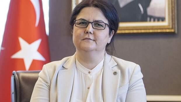 Aile ve Sosyal Hizmetler Bakanı Derya Yanık, Darülaceze sakinleriyle bayramlaştı