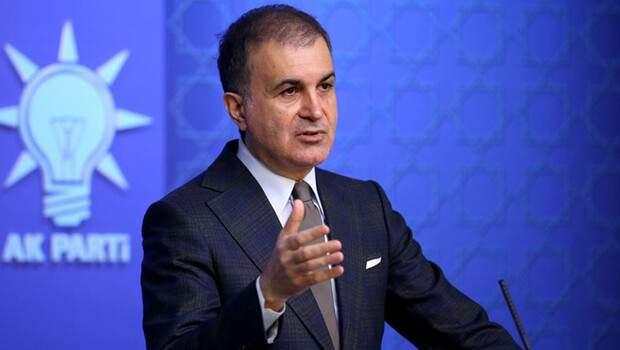 AK Parti Sözcüsü Çelik'ten Ermenistan'a tepki: En kuvvetli şekilde lanetliyoruz