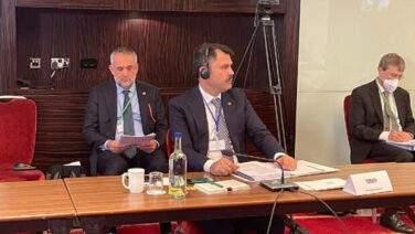 Bakan Kurum, Londra'da Çevre Bakanları Toplantısı'na katıldı