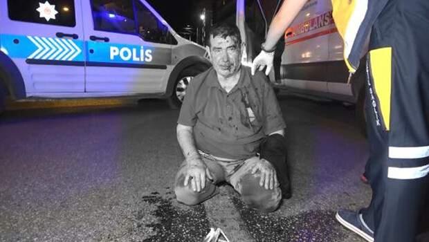 Bursa'da feci kaza! Camiye giderken motosiklet çarptı