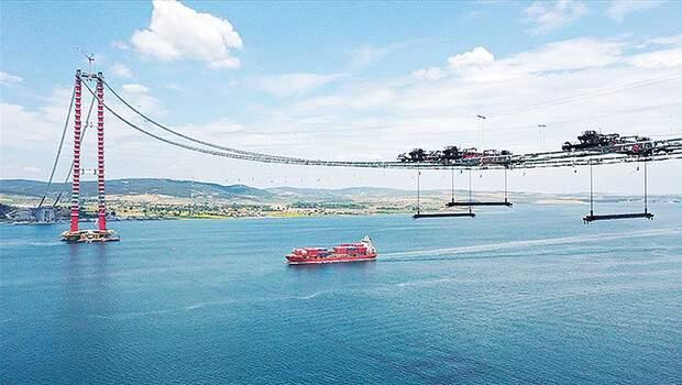 'Çanakkale trafiğini köprü rahatlatacak'